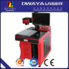 Máquina dinámica de la marca del laser del CO2 para ahuecar el patrón