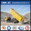 Camion à la benne basculante HOWO/FAW/Foton/Iveco/Beiben/Shacman/8*4 avec haut/plus profondément mur latéral