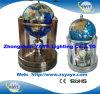 Globo disponibile della pietra preziosa di formato 80mm/110mm/150mm del globo di migliore vendita di Yaye con Colock