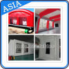 Car móvel Paint Inflatable Spray Booth Eco Friendly para Repair Industry