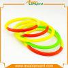 Wristband del silicone di stampa del migliore venditore