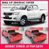 2005 per il doppio coperchio del Tonneau della base della carrozza 1.52m di Toyota Hilux Vigo