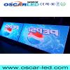Vídeo al aire libre P8 DIP246 que hace publicidad de la visualización de LED de la tarjeta