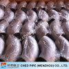 Elleboog 90degree Wp304/304L van het Staal van Stailnless de Naadloze