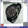 Yxl-171カスタムロゴの最も安いシリコーンの腕時計の人の多彩なダイヤルの偶然の大きいダイヤルのスポーツの水晶腕時計メンズ