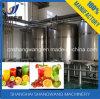 기계를 만드는 과일 생산 라인 식물성 과일 주스