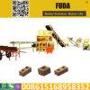 Precio de Malasia de los fabricantes del ladrillo de la arcilla Qt4-10