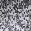 Tela de nylon do laço de rayon da venda por atacado floral da tela do laço