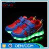 Оптовое высокое качество вскользь ботинок USB СИД Китая светящее светлое