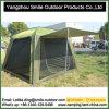 La meilleure culture de Windows de moustique de qualité rectifiant la tente campante de grand dos