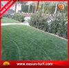Het milieuvriendelijke Kunstmatige Synthetische Gras van het Gazon van de Tuin