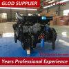100kw Reeksen van de Cilinder 6105azl van de Motor 140HP van de dieselmotor 130HP de Chinese 6