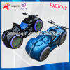 Zwei Batterien Moto Auto-Fahrten für Unterhaltungs-Auto-Laufenspiel-Maschine