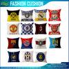 Couverture de coussin d'impression de logo de club d'équipe de football (B-NF42F23013)