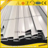 Profilo di alluminio della polvere/anodizzata cucina rivestita per gli armadi da cucina