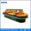 食糧および野菜の表示冷却装置飲料のショーケース