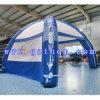 Tenda gonfiabile gonfiabile della visualizzazione Tent/PVC della cabina di mostra con il baldacchino
