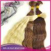 Большого части человеческих волос Remy верхнего качества волосы русского волнистые