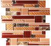 2017 het Recentste Mozaïek van het Glas met Marmeren Tegel