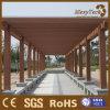 Pérgola compuesta de madera al aire libre de madera de calidad superior los 3X3m