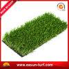 Hierba sintetizada impermeable del césped para al aire libre