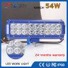 Barre automatique d'éclairage LED d'usine de CREE de lampe de travail pour le véhicule