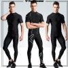 卸売は人のための圧縮の適性の体操のズボンを遊ばす
