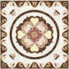 Tegel 1200X1200mm van de Vloer van het Kristal van het Tapijt van het Patroon van de bloem Tegel Opgepoetste Ceramische (BMP27)