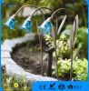 Reeks van Licht van de Tuin van de Stok van de Bloem van het Glas van 3 PCs het Zonne Lichte