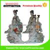 Escultura de hadas china de la estatuilla de la estatua del diseño maravilloso con el laúd del chino
