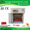 Incubateur approuvé de cailles de la CE chaude de vente mini pour 24 oeufs (KP-1)