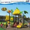 Equipamento ao ar livre Playsets da corrediça das crianças do campo de jogos (HD-FY01501)