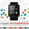저가 지능적인 Bluetooth 시계 이동할 수 있는 시계 팔찌 U10L