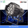 LED PAR 7PCS X 10W Stage Light
