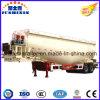 交通機関の大きさのセメントのための半3つの車軸タンクトレーラー