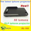 Proyector, proyector Pocket incorporado de la batería LED