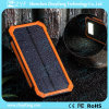 Banco 10400mAh doble puerto USB de la energía solar con la antorcha de emergencia (ZYF8075)