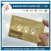 Carte semi transparente givrée par PVC de carte de visite professionnelle de visite