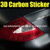 Air Free BubblesのCar Wrapping Foilのための3D Carbon Fiber Vinyl Sticker
