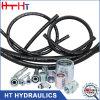SAE-Standarddraht-Spirale-hydraulischer Gummiöl-Schlauch