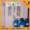 Colle adhésive acrylique à base d'eau pour le PVC et le bois