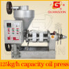 Cacahuete Oil Equipment con Heater
