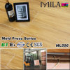 12mm U-Groove Mirror Surface Laminate Flooring Ml506