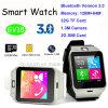 新しい発達したスマートなBluetoothの電話腕時計(GV18)