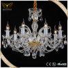 Heiße Sale klassische Kerze Chandelier (MD9025) des Kristallglases