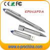 주문 로고 Pendrive 기억 장치 디스크 금속 USB 섬광 드라이브 (EP012)
