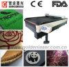복도 양탄자, 차 양탄자, 문 매트, 지면 양탄자, 로고 양탄자 Laser 절단기 (CJG-250300)