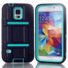 Samsung Galaxyのための耐震性のHybrid Rugged Rubber Hard Case Cover