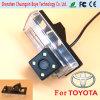 Macchina fotografica speciale dell'automobile di parcheggio di retrovisione misura per Toyota Reiz/incrociatore dello sbarco
