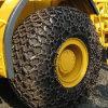 2016 고품질 바퀴 로더 사슬 타이어 보호 사슬